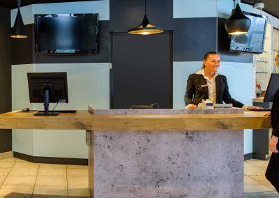 Ibis Hotel Würzburg City Rezeption 2